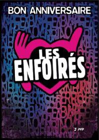 Cover Les Enfoirés - Bon anniversaire [DVD]
